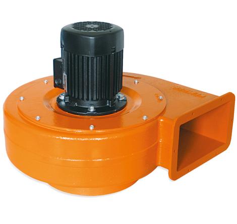 Brazos aspiración y ventiladores: Ventiladores